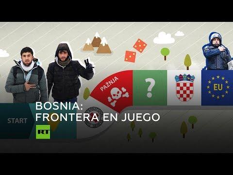 RT en Español: Cruzar la frontera como si fuera un juego