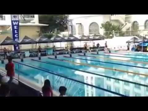 ncaa 2015 swimming at rizal memorial stadium