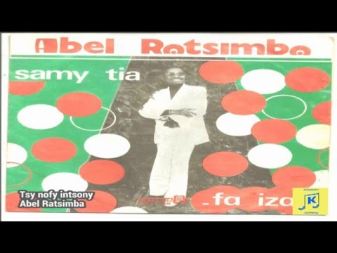 Abel Ratsimba Tsy nofy intsony