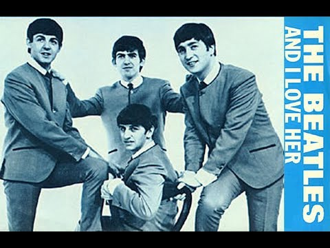 The beatles i love you song