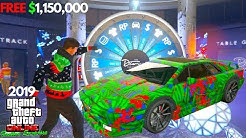 Free Money Casino Free Car Win Lucky Wheel GTA Online Casino Glitch