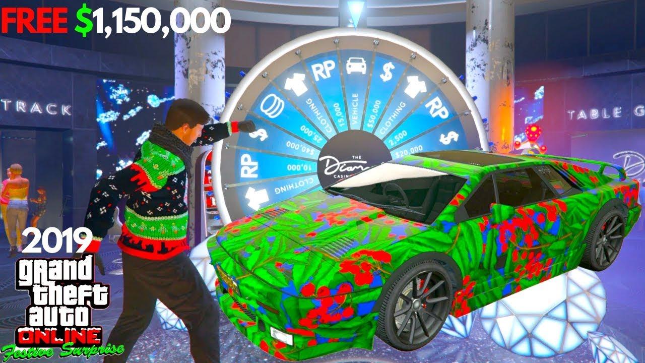 Gta Online Casino Wheel Glitch