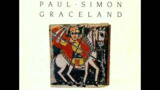 "Paul Simon ~ ""Diamonds on the Soles of Her Shoes"""