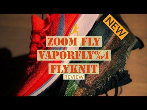 9c4026da59a0e0 Nike Zoom Fly Flyknit VS Vaporfly %4 Flyknit VS VaporElite Review ...