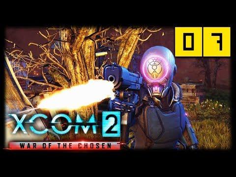 RETALIATION AND RESCUE! XCOM 2: War Of The Chosen - Let's Play #7