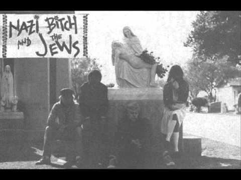 Nazi Bitch & The Jews - Dead Porker