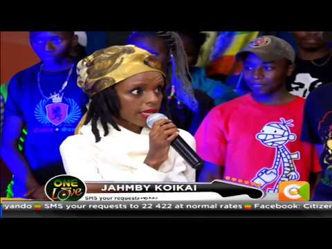 HELP Jahmby Koikai raise Ksh. 10 M for her treatment #OneLove
