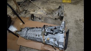 STI 6-Speed Transmission Swap FAQ's