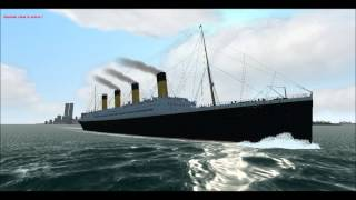 RMS Olympic - The Old Reliable