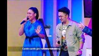 Ihsan Tarore dan Evi Masamba Kompak Banget Duet Bareng Part 03 - Call Me Mel 27/01