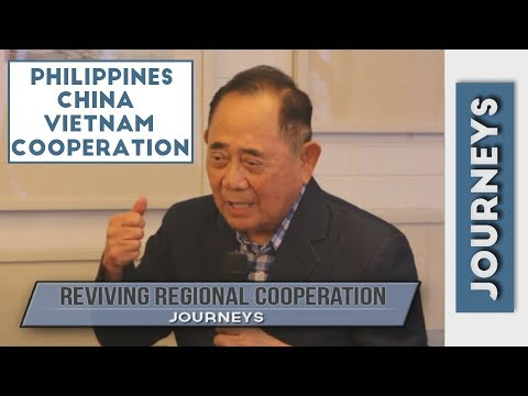JOURNEYS: Reviving Regional Cooperation - Think Tanks PCFR and CIIS