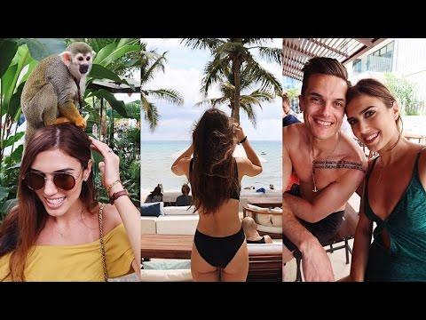 Viaje en Pareja Playa Del Carmen Quintana Roo Mexico 2017- karelyvlogs