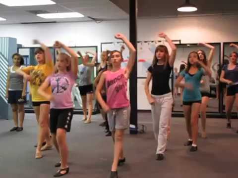 CMTSJ Rehearsal video of the musical 13