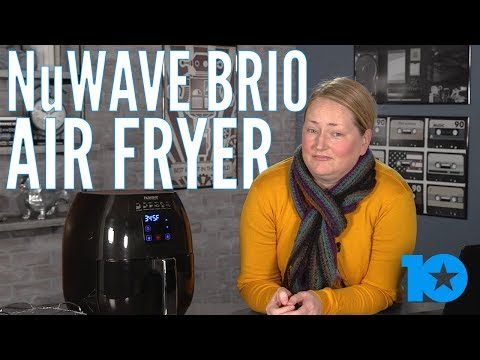 REVIEW: NuWave AirFryer