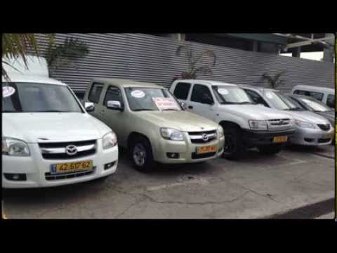הוראות חדשות לוח רכב קארספלייס-סוכנות רכב כהן בחיפה -שברולט סוואנה 2009 OK-81