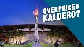 Stand for Truth: Cauldron para sa 2019 SEA Games, overpriced?!