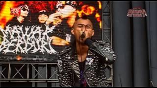 Gambar cover MAWAR BERDURI Live at HELLPRINT - MONSTER OF NOISE 2