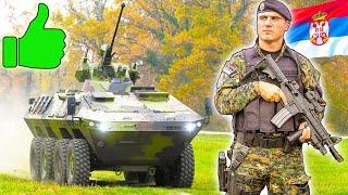 САМОЕ ЛУЧШЕЕ ВООРУЖЕНИЕ СЕРБИИ ⭐ Војска Србије, Serbian army