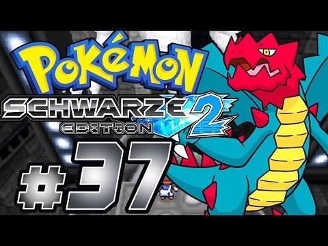 POKÉMON SCHWARZ 2 # 37 ★ Imposante Drachen-Arena! [HD60] Let's Play Pokémon Schwarz 2