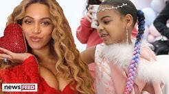 Beyoncé SHOCKS Fans With Private Photos From Blue Ivy's 7th Birthday Party