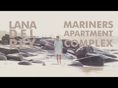 Lana Del Rey - Mariners Apartment Complex | Cover