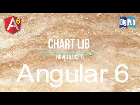 How to install chart library (d3 js) in Angular6 [ng6-o2-chart]