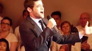 Jeremy Jordan Sings with The Pasadena Symphony POPS