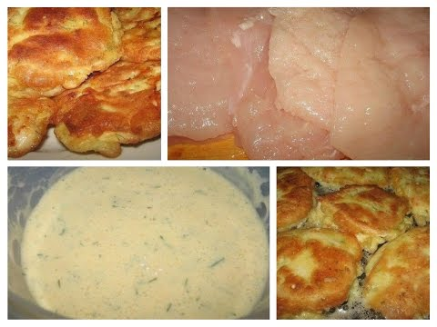 Куриные отбивные в кляре с сыром. ФОТО рецепт. ВКУСНОЕ МЕНЮ. Пошаговое приготовление