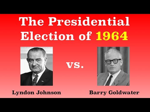 The American Presidential Election of 1964