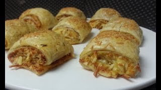 How To Make Cheese & Bacon Scrolls