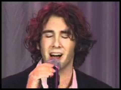 Josh Groban on Oprah's 50th birthday