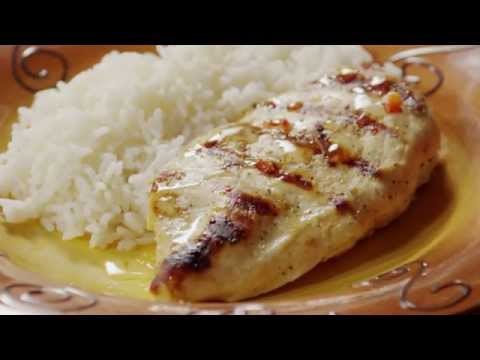 How to Make Grilled Lemon Chicken   Chicken Recipes   Allrecipes.com