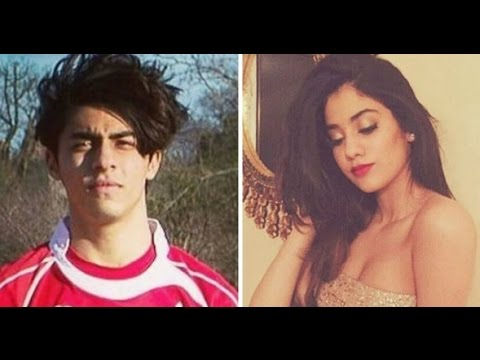 Shahrukh Khan's Son Aryan Khan & Sridevi's Daughter Jhanvi Kapoor Headed To The Same School
