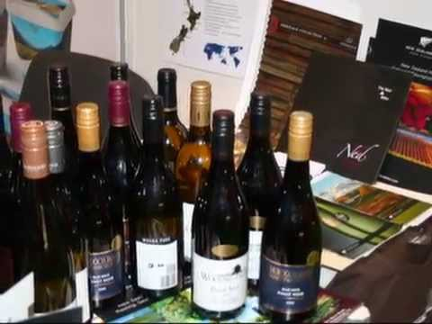 New Zealand Wine In Russia  Prod-expo Exhibition  Moscow 2011