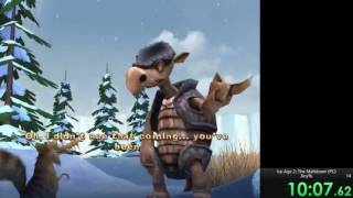 [1:04:19] Ice Age 2: The Meltdown (PC) Speedrun