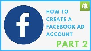 So erstellen Sie eine Facebook Ad-Konto für facebook-anzeigen 2019