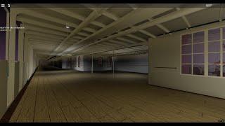 Roblox Titanic Project | A-Deck