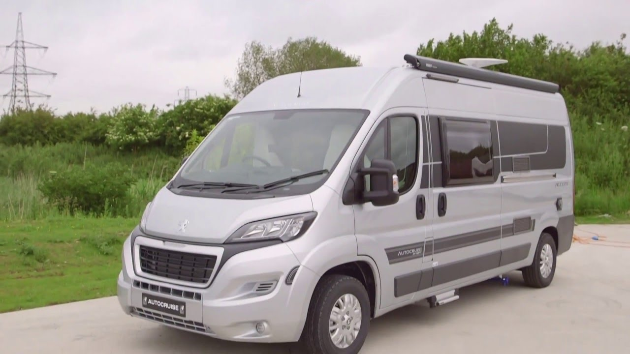 1852589e6dc672 The Practical Motorhome Autocruise Accent review - YouTube
