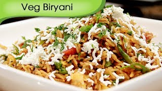 Veg Biryani | Easy To Make Rice With Vegetables | Quick Biryani Recipe By Ruchi Bharani