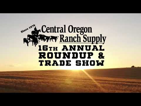 CO Ranch Supply Trade Show EXAMPLE FOR VO