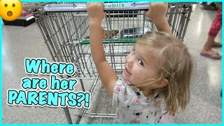 😉 CUTEST GROCERY STORE DATE EVER!! 😉 WHAT DOES SHE PUT IN THE CART?!