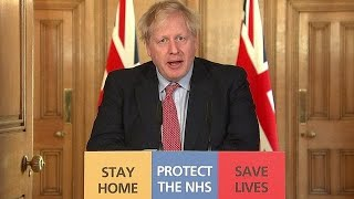 Boris Johnson tests positive for Coronavirus as numbers infected rise - BBC News