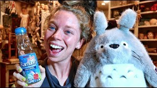 Let's Hang Out!- Ramune, Totoro, Disney World