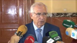 Imbroda sustituye a Quevedo por Conesa en la Vicepresidencia Primera de la Ciudad