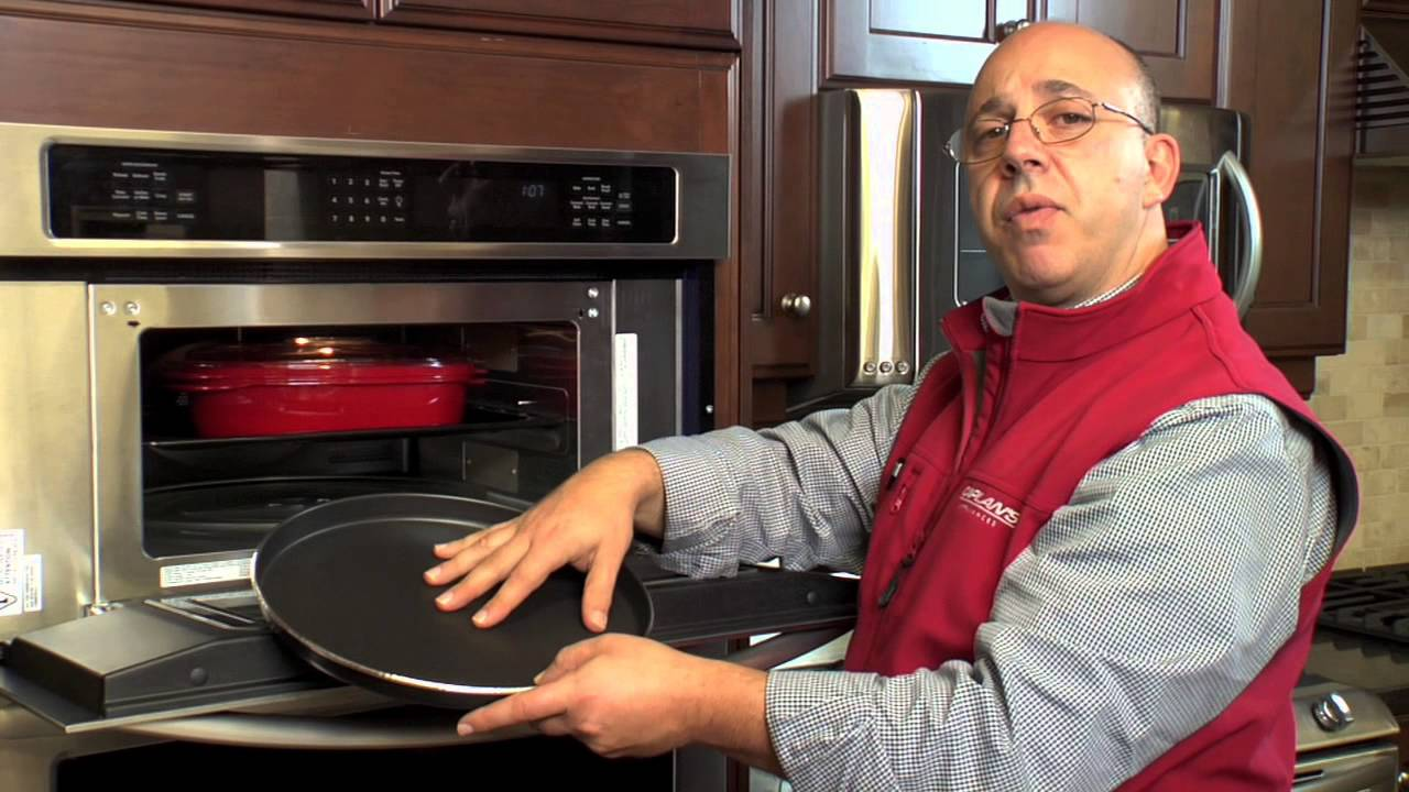 KitchenAid Combination Microwave Wall Oven At Caplanu0027s Appliances   YouTube