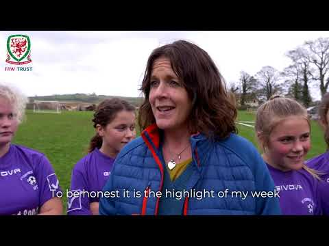 FAW Trust Video: How to create a thriving female football team from scratch