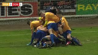 Stags U18s 4-3 Doncaster U18s