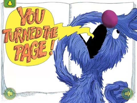 The Monster at the End of This Book starring Grover! by Sesame Street - Brief gameplay MarkSungNow