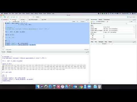 SML310 Running RStudio server on AWS - YouTube