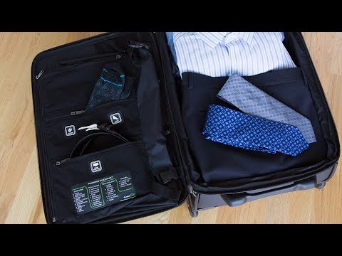 Genuis Pack - Functional Luggage